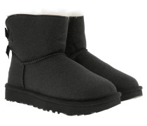 W Mini Bailey Bow Sparkle Black Schuhe