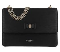 Delila Crossbody Bag Black Tasche