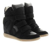 Bekett Sneaker Suede Black Sneakers