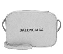 Umhängetasche Everyday Camera Bag XS Glitter Silver silber