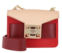 Mila Crossbody Bag Multicolor Peach/Ruby/Poppy Tasche