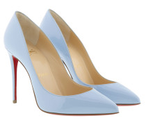 Pumps Pigalle Follies 100 Patent Pump Sky blau