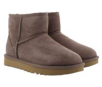 W Classic Mini II Boot Stormy Grey Schuhe