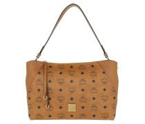 Klara Visetos Shoulder Medium  Hobo Bag