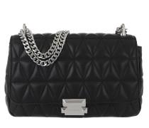 Sloan LG Chain Shoulder Bag Black Tasche