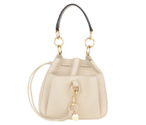 Beuteltasche Tony Medium Shoulder Bag Cement Beige beige