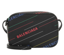 Umhängetasche Everyday Camera Bag XS Leather Black Multi bunt