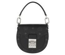 Umhängetasche Patricia Visetos Mini Shoulder Bag Black