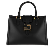 Patrizia Small Tote Bag New Black