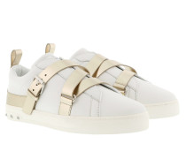 Trainers V Punk White/Gold Sneakers