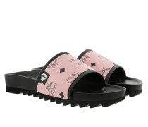 W Slide Slip On Soft Pink Schuhe rosa