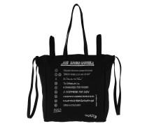 Shopper Shopping Bag Black