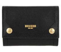 Wallet Patent Nero Portemonnaie