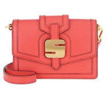 Mini 1972 Crossbody Bag Coral Red Tasche