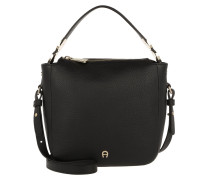 Roma Hobo Bag Black Tasche