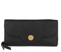 Mino Long Wallet Black Portemonnaie