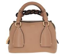 Tote Daria Shoulder Bag Small Cement Brown