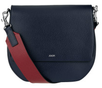 Rhea Shoulder Bag Dark Blue Umhängetasche