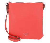 Saffiano Jeans Dia Shoulder Bag Coral Tasche