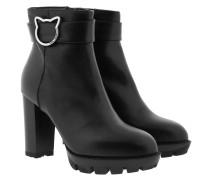 Boots Voyage Ankle Cat Black