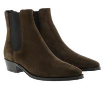Boots Chelsea Ankle Khaki