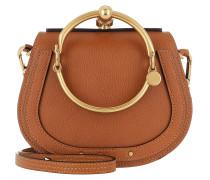 Small Nile Bracelet Bag Caramel Tasche