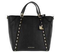 MD Grab Bag Black Tote