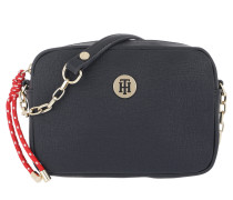 TH Buckle Crossover Tommy Navy Tasche