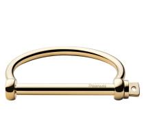 Armband Screw Cuff Polished Gold