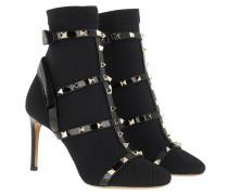 Rockstud Bodytech 90 Sock Boots Black Schuhe