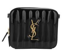 Gürteltasche Vicky Belt Bag Patent Leather Black schwarz