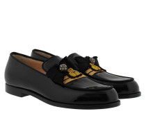 Loubyguard Loafers Black/Gold Schuhe