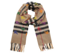 Accessoire Giant Check Scarf Cashmere 2 Beige beige