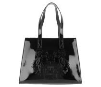 Icon Horizontal Tote Black