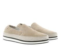 Slip On Suede Sneaker Desert Schuhe