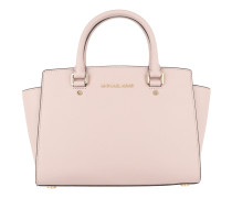 Selma MD TZ Satchel Bag Soft Pink Tote