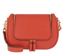 Vere Small Soft Satchel Burnt Sienna Tasche