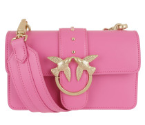 Mini Love 10 Bag Rosa Lilla Satchel Bag