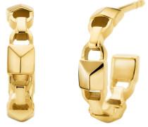 Schmuck MKC1013AA710 Huggie Mercer Link Gold gold