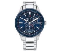 Uhr Multifunctional Watch Austin 1791640 Silver