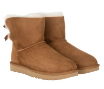 W Mini Bailey Bow II Chestnut Schuhe