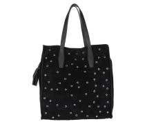 Amelia Park Eye Tote Black Shopper