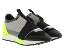 Race Runner Sneakers Grey Sneakers