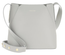 Umhängetasche Josephine Handle Bag Grey/Grey/Gold