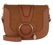 Umhängetasche Hana Shoulder Bag Goat Leather Caramel cognac