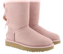 Boots W Bailey Bow II Pink Crystal rosa