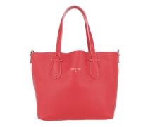 Mini Shopping Bag VividRed\Fresh Rose Tote