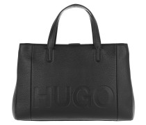 Mayfair Tote Bag Black Umhängetasche