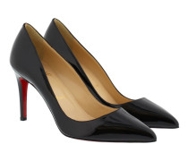 Pigalle 85 Patent Pump Black Pumps