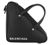 Umhängetasche Triangle Duffle Bag XS Black schwarz